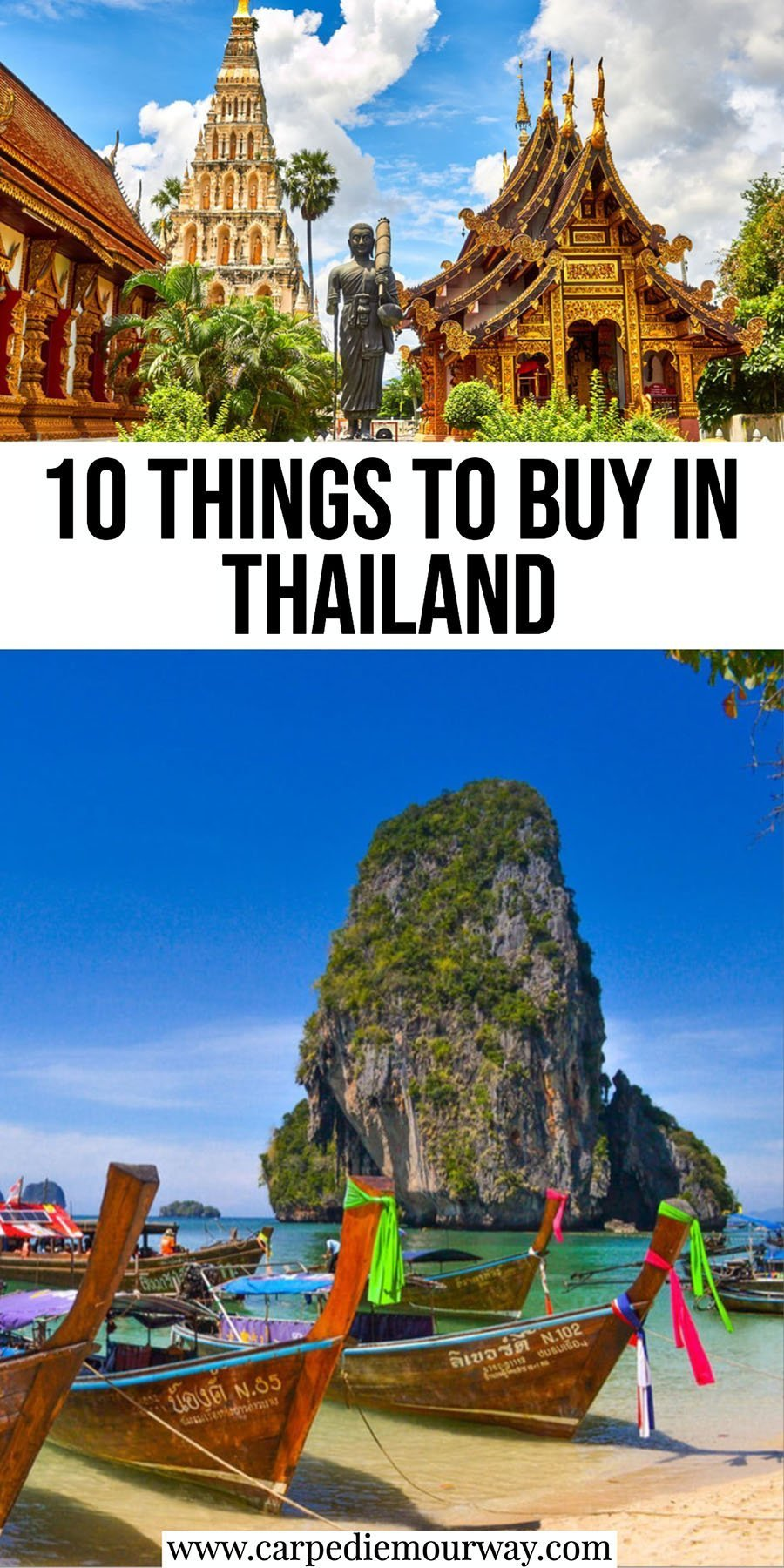 What to Buy in Bangkok Souvenirs from Thailand