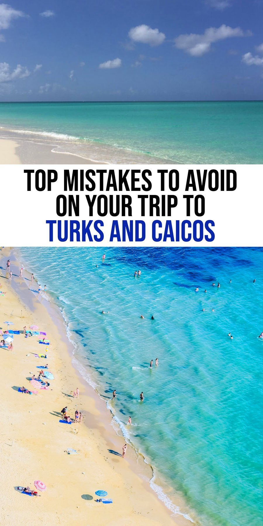 Visiting Turks and Caicos Islands