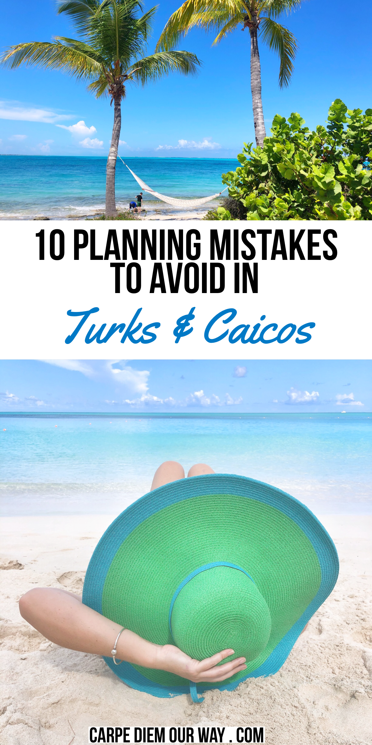Trip to Turks and Caicos Islands