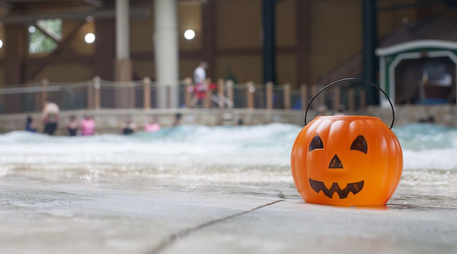 Great Wolf Lodge Halloween Bookings