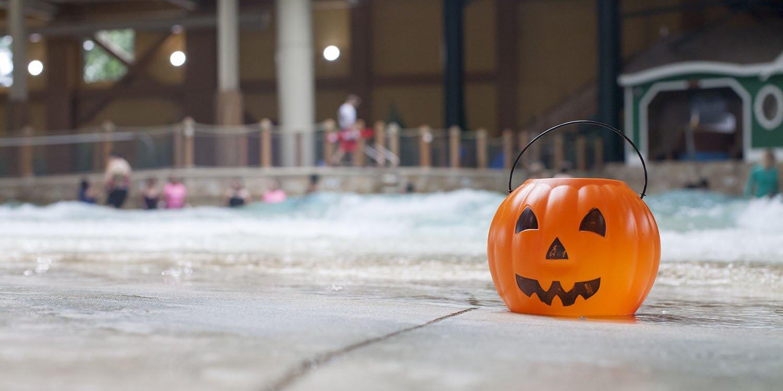 Great Wolf Lodge Halloween Bookings