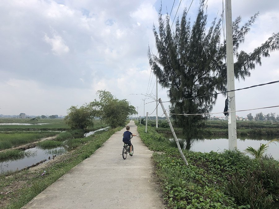 Hoi An Farm Roads Cycling