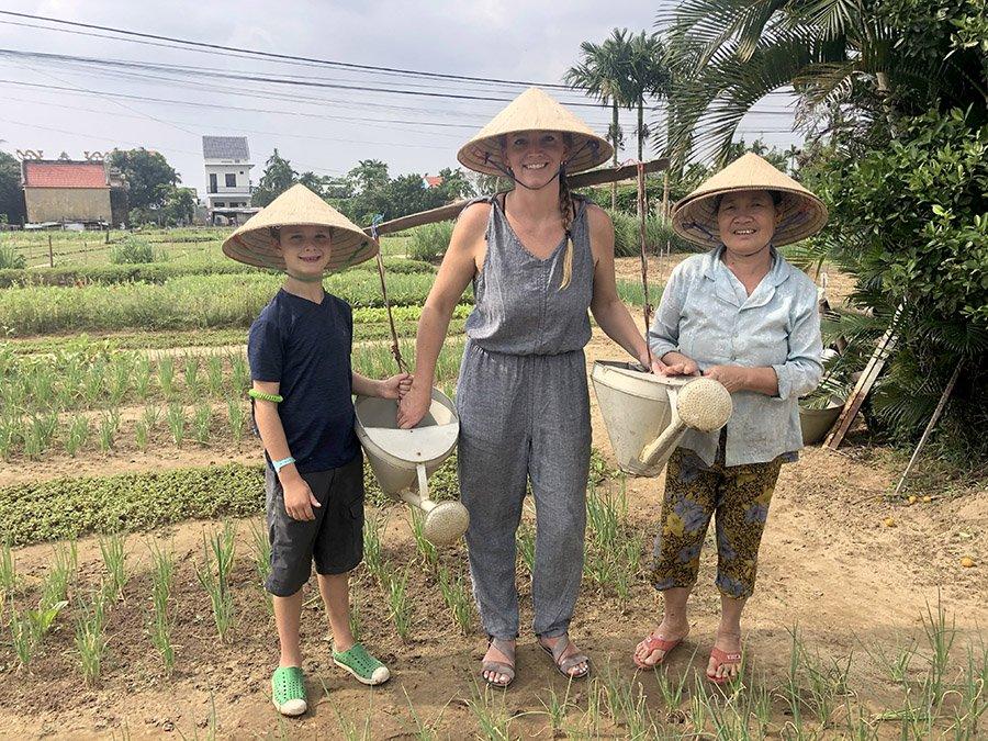 Hoi An Farm Experience