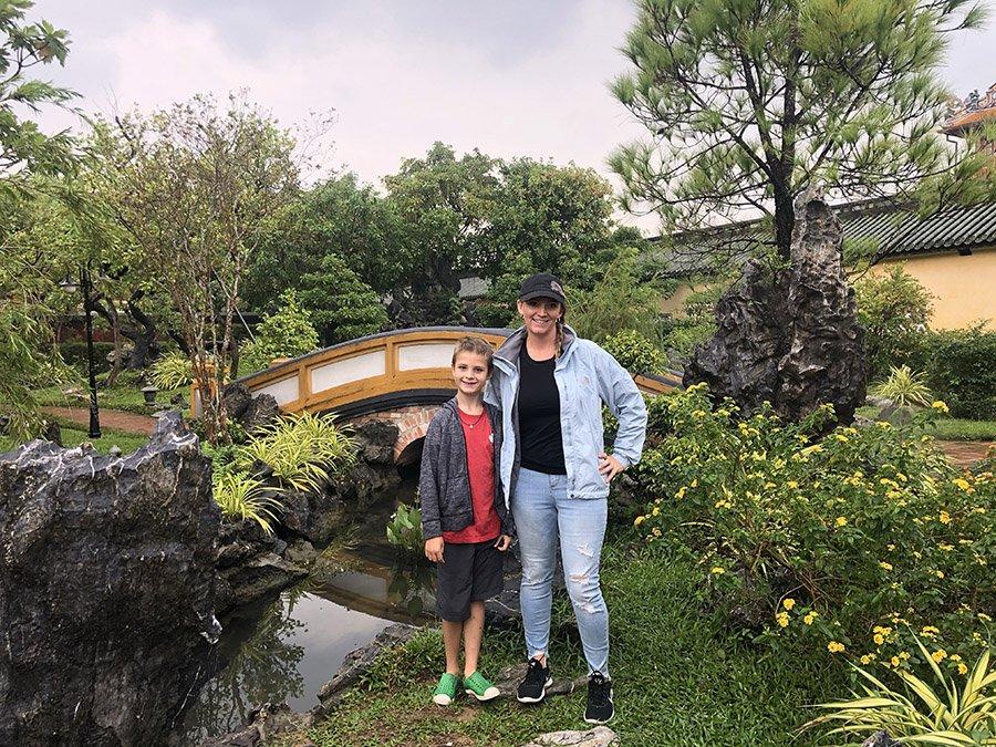 Hue Imperial Gardens