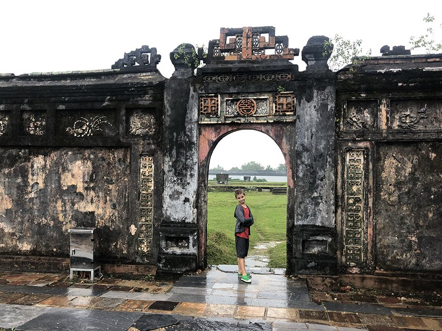 Visiting Hue Vietnam Itinerary 10 days