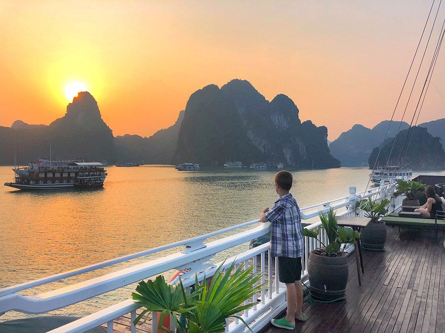 Vietnam - Ha Long Bay Cruise