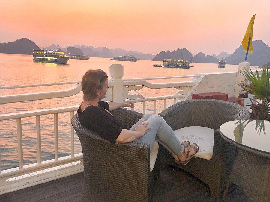 10 day itinerary Vietnam including Ha Long Bay