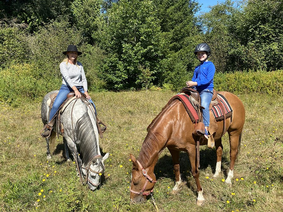Horseback Riding In Langley BC