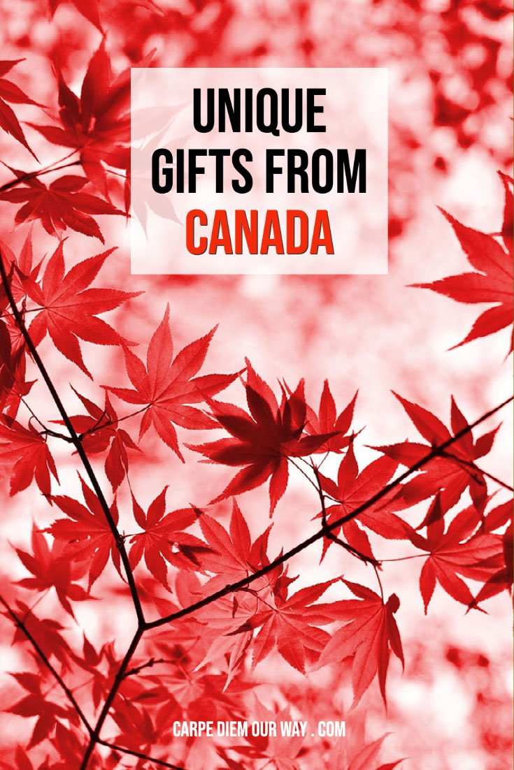 Canadian Souvenirs and Gifts from Canada