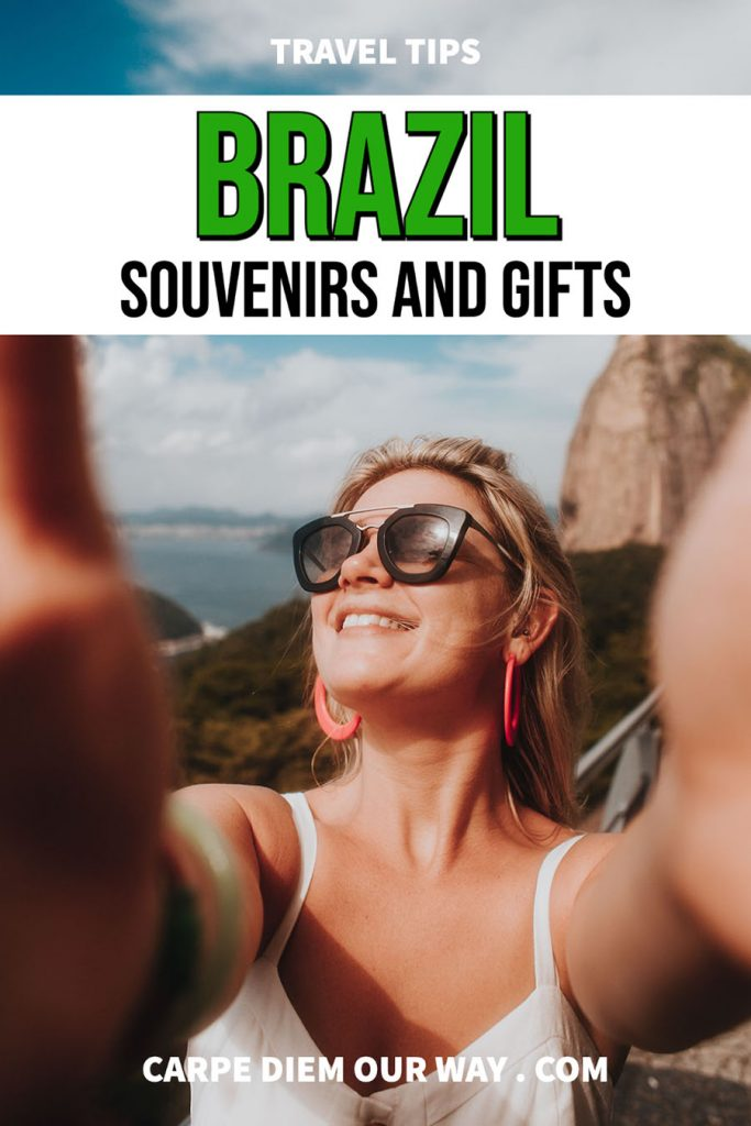 Brazil gifts and souvenirs