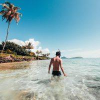 Snorkeling captions for Instagram