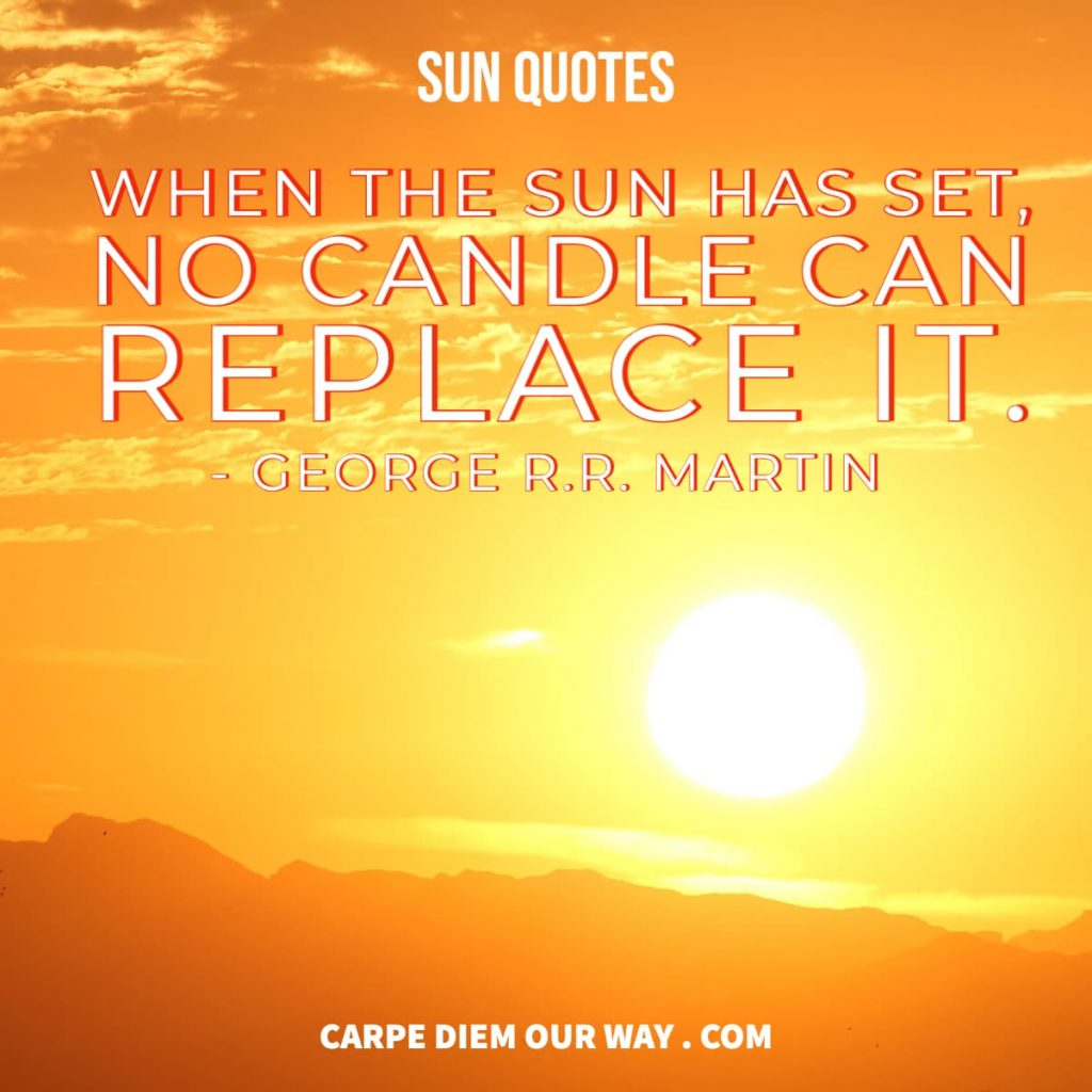 sun quotes and sunlight captions