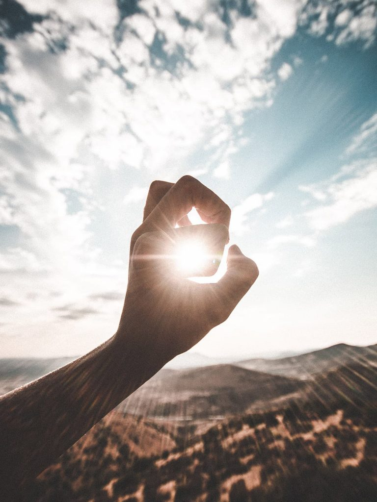 Sun ray quotes and sun captions for instagram.