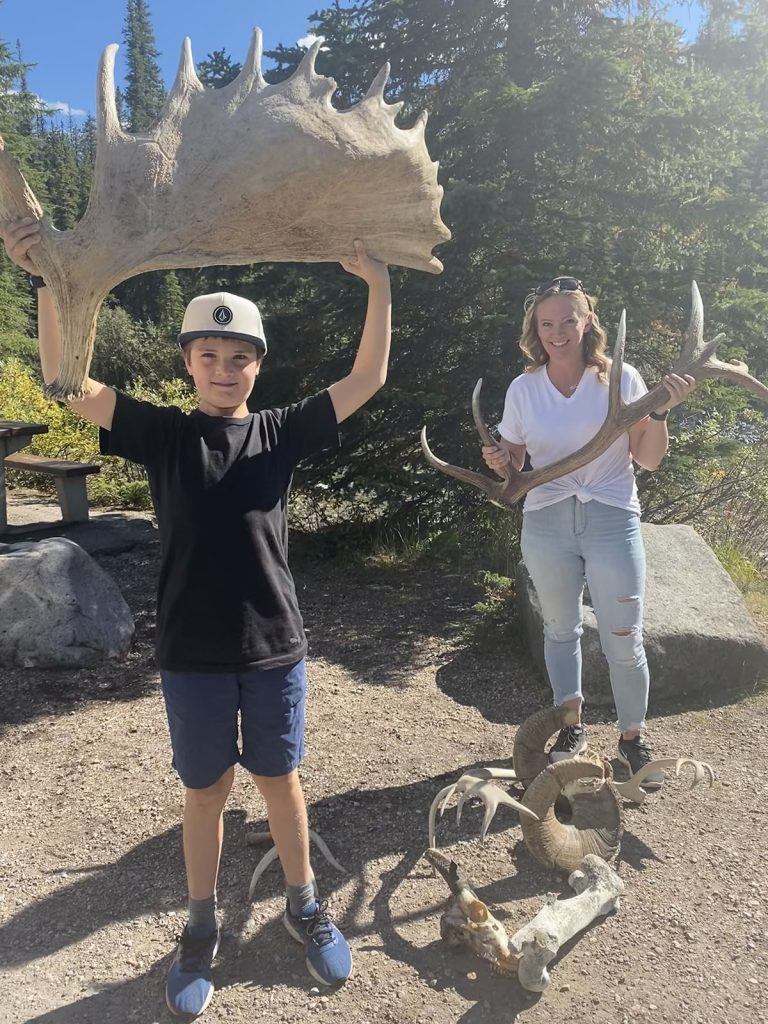 Metis Tours in Jasper - Jasper Tour Company Horns and Antlers