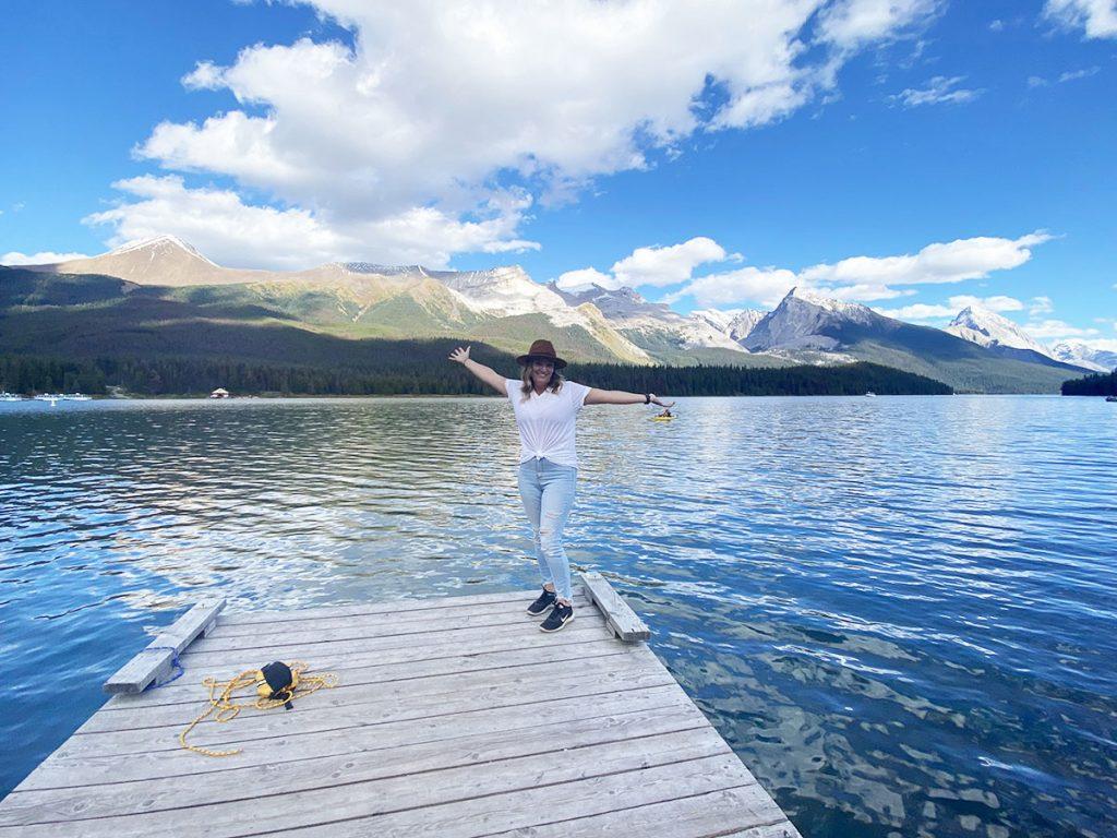 Jasper - Maligne Lake