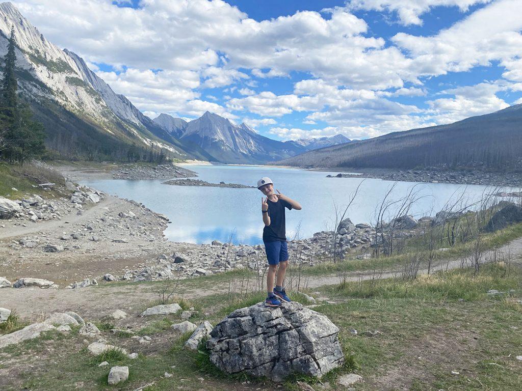 Jasper - Medicine Lake